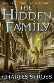 Cover of: The Hidden Family: Book Two of the Merchant Princes
