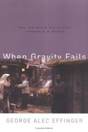 Cover of: When gravity fails