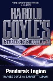 Cover of: Pandora's Legion: Harold Coyle's Strategic Solutions, Inc.