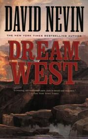 Cover of: Dream West (The American Story) | David Nevin