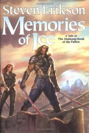 Cover of: Memories of Ice (The Malazan Book of the Fallen, Book 3)