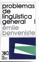 Cover of: Problemas de Linguistica General 1