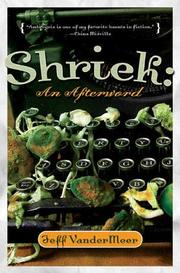 Cover of: Shriek