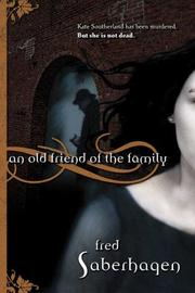 Cover of: An old friend of the family