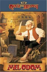 Cover of: The Quest for the Trilogy: A Rover Novel of Three Adventures (The Rover)