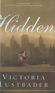 Cover of: Hidden | Victoria Lustbader