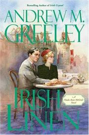 Cover of: Irish Linen
