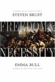 Cover of: Freedom and Necessity