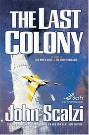 Cover of: The Last Colony