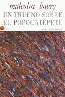 Cover of: Un trueno sobre el Popocatepetl / Selected Poems