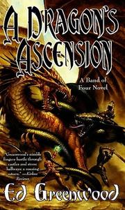 Cover of: A Dragon's Ascension (Band of Four)
