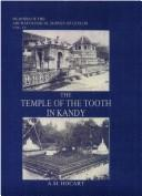 Cover of: Temple of the Tooth in Kandy