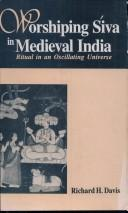 Cover of: Worshiping Siva in Medieval India