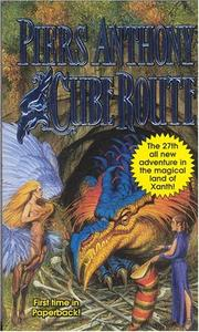 Cover of: Cube Route (Xanth) | Piers Anthony