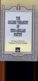 Cover of: The golden treasury of Indo-Anglian poetry, 1828-1965