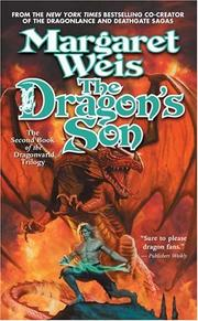 Cover of: The Dragon's Son (Dragonvarld Trilogy, Book 2)