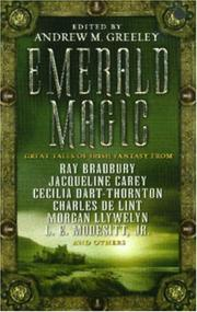 Cover of: Emerald Magic: Great Tales of Irish Fantasy