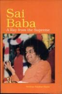 Cover of: Sai Baba