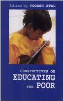 Cover of: Perspectives on Educating the Poor