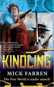 Cover of: Kindling (Flame of Evil)