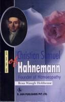 Cover of: Life of Christian S.Hahnemann