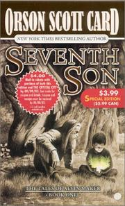 Seventh Son (Tales of Alvin Maker 1) by Orson Scott Card