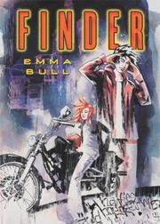 Cover of: Finder: A Novel of the Borderlands
