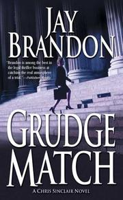 Cover of: Grudge Match (Chris Sinclair)