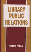 Cover of: Library public relations |