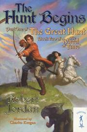 Cover of: Hunt Begins