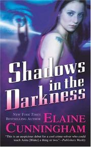 Cover of: Shadows in the Darkness (Changeling)