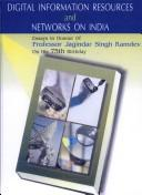 Cover of: Digital Information Resources and Networks on India