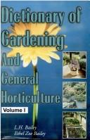 Cover of: Dictionary of Gardening and General Horticulture - 2 Vols
