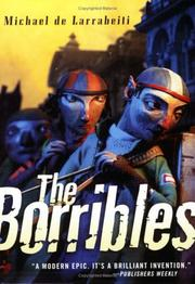 Cover of: The Borribles | Michael de Larrabeiti