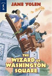 Cover of: Wizard of Washington Square