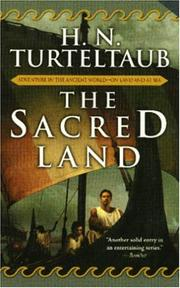 Cover of: The Sacred Land (Hellenistic Seafaring Adventure)