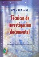 Cover of: Tecnicas de Investigacion Documental by Yolanda Jurado Rojas