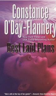 Cover of: Best Laid Plans (Tom Doherty Associates Book) | Constance O