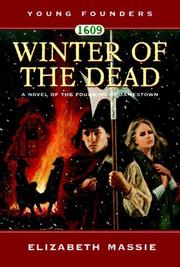 Cover of: 1609: Winter of the Dead