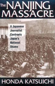 Cover of: The Nanjing massacre