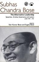 Cover of: Alternative Leadership
