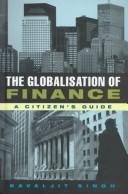 Cover of: A Citizen's Guide to the Globalisation of Finance