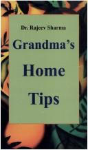 Cover of: Grandma's Home Tips