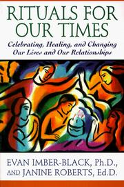 Cover of: Rituals for our times