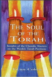 Cover of: The Soul of the Torah