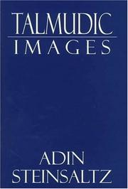 Cover of: Talmudic images