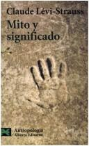 Cover of: Mito Y Significado