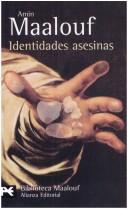 Cover of: Identidades Asesinas