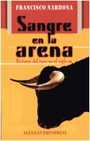 Cover of: Sangre en la arena