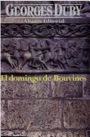 Cover of: Domingo de Bouvines, El